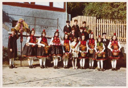Erntedankfest Gruppe