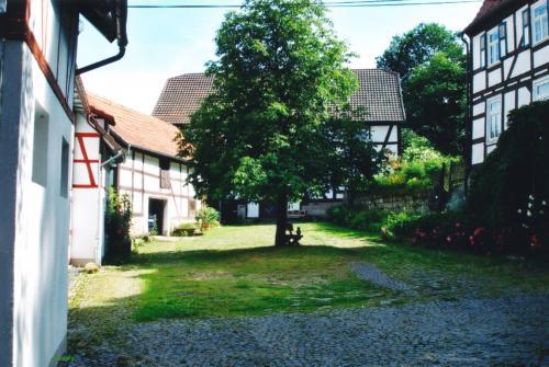 Pfarrhof Holzburg